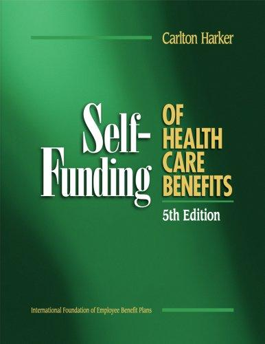 Download Self-Funding of Health Care Benefits