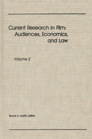 Download Current Research in Film