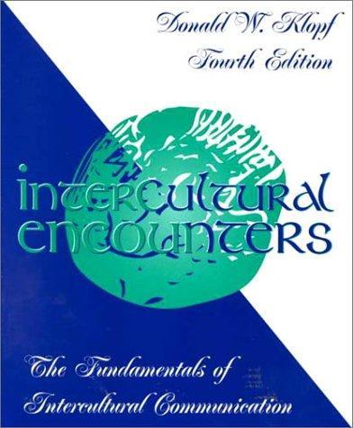 Download Intercultural Encounters