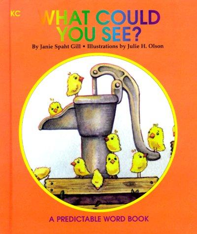 Download What Could You See? (Predictable Word Books)