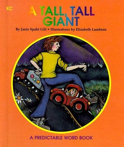 Download A Tall, Tall Giant (Predictable Word Books)