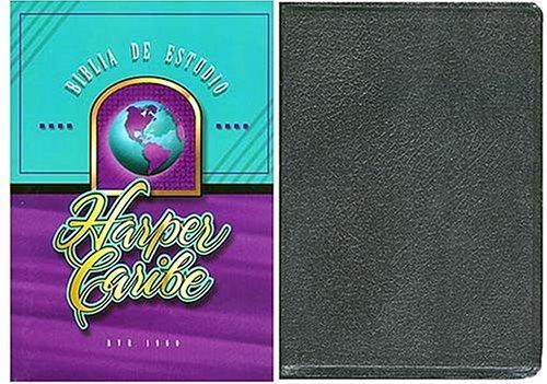 Biblia De Estudio Harper Caribe