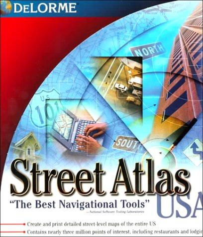 Download Street Atlas USA
