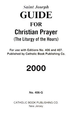Download St. Joseph Christian Prayer Guide