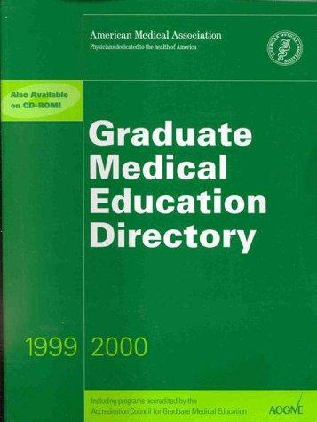 Download Graduate Medical Education Directory