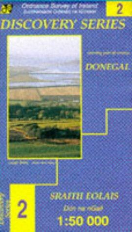 Download Donegal (North Central) (Irish Discovery Maps Series)