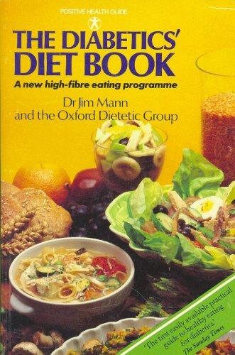 Diabetics' Diet Book (Positive Health Guide)