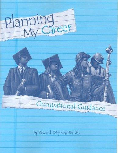 Download Planning My Career