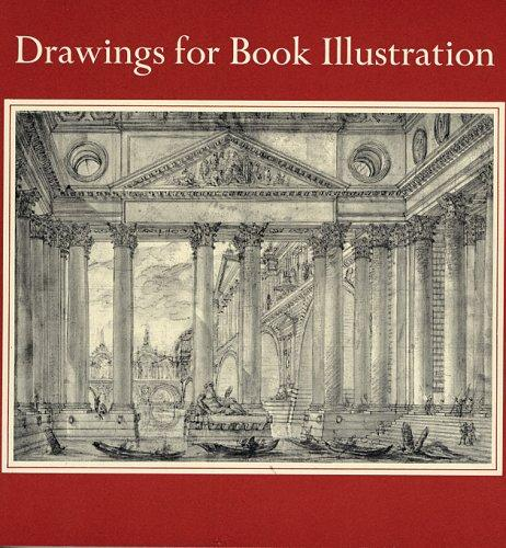 Drawings for Book Illustration by David P. Becker