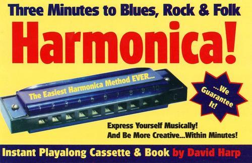 Download Three Minutes to Blues, Rock & Folk Harmonica!