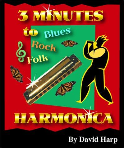 Download Three Minutes to Blues, Rock, and Folk Harmonica