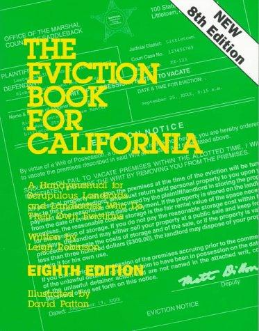 Download The Eviction Book for California
