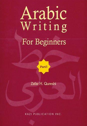 Download Arabic Writing for Beginners