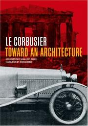 Toward An Architecture PDF Download