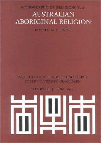 Download Australian Aboriginal Religion