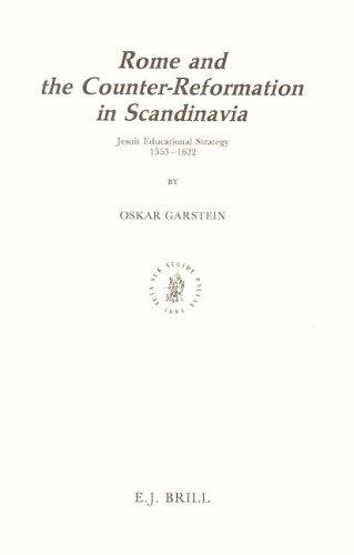 Download Rome and the Counter-Reformation in Scandinavia