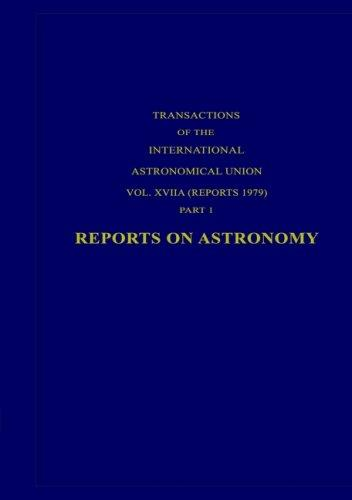 Download Reports on Astronomy