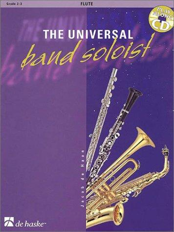 Download The Universal Band Soloist with CD (Audio)