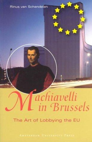 Download Machiavelli in Brussels