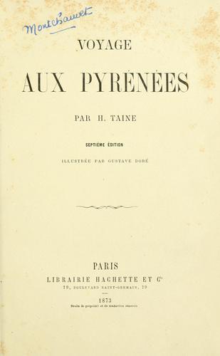Download Voyage aux Pyrénées
