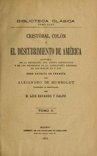 Download Cristóbal Colón y el descubrimiento de América