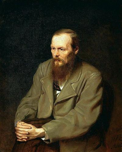 Photo of Fyodor Mikhailovich Dostoyevsky
