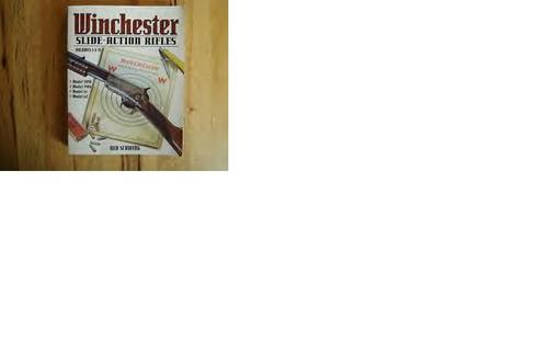 Winchester slide-action rifles