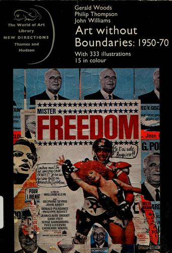 Download Art without boundaries, 1950-70