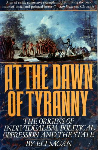 At the dawn of tyranny