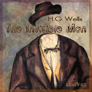 Invisible Man(426) by H. G. Wells audiobook cover art image on Bookamo