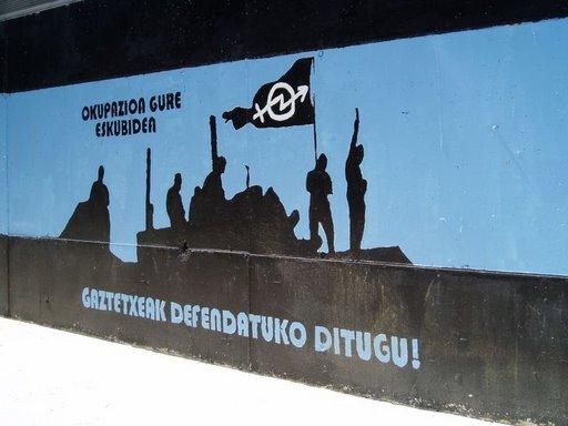 Hiri eredua - Okupazioa 1: Gaztetxeak (2018-11-25)