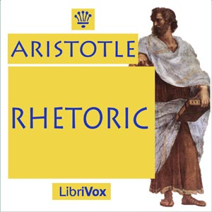 Rhetoric(4114) by  Aristotle audiobook cover art image on Bookamo