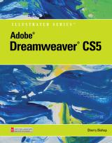 Cover of: Adobe Dreamweaver CS5 illustrated