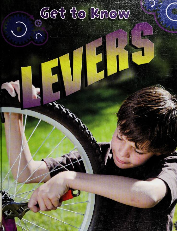 Get to know levers by Karen Volpe