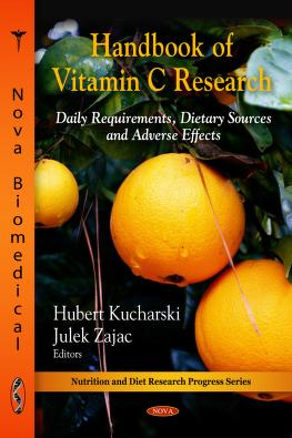 Handbook of vitamin C research by