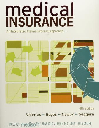 Cover of: Medical insurance | Joanne Valerius ... [et al.].