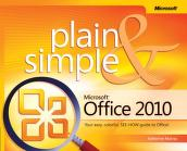 Cover of: Microsoft Office 2010 plain & simple