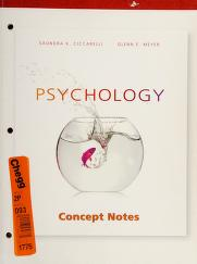 Cover of: Supplement: Psychology | Pearson