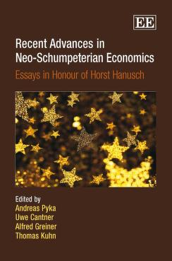 Recent advances in neo-Schumpeterian economics by Uwe Cantner, Alfred Greiner, Thomas Kuhn, Andreas Pyka