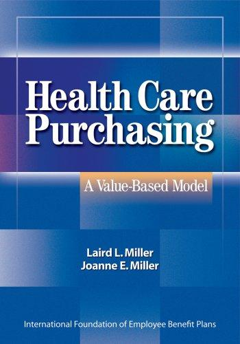Health Care Purchasing by Laird Miller