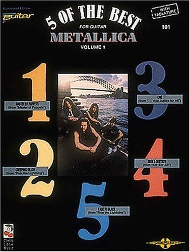 Metallica - 5 of the Best/Vol. 1* (Play It Like It Is) by Metallica