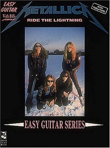 Metallica - Ride the Lightning* (Play It Like It Is) by Metallica