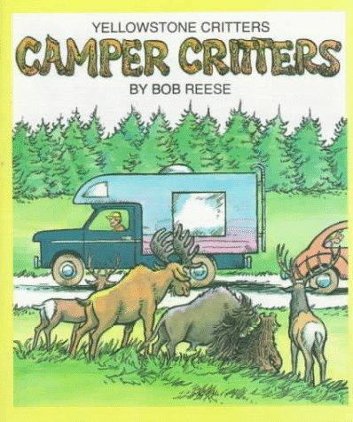 Camper Critters (Forty Word Books) by Janie Spaht Gill
