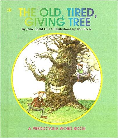 Old Tired Giving Tree by Janie Spaht Gill