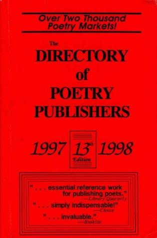The Directory of Poetry Publishers