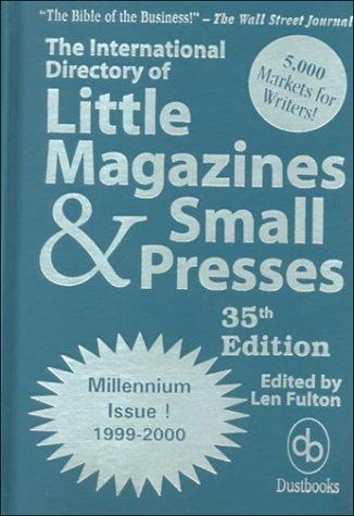 The International Directory of Little Magazines & Small Presses