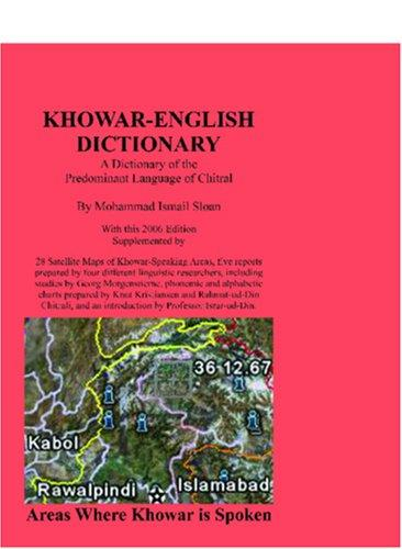 Khowar English Dictionary
