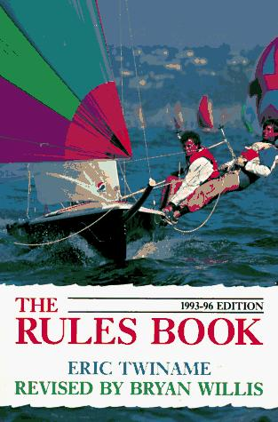 The Rules Book 1993-96 by Bryan Willis