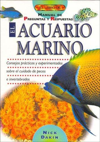 Libro de segunda mano: El Acuario Marino