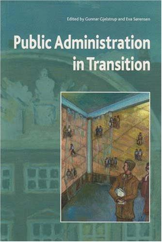 Public Administration in Transition by Eva Sorenson